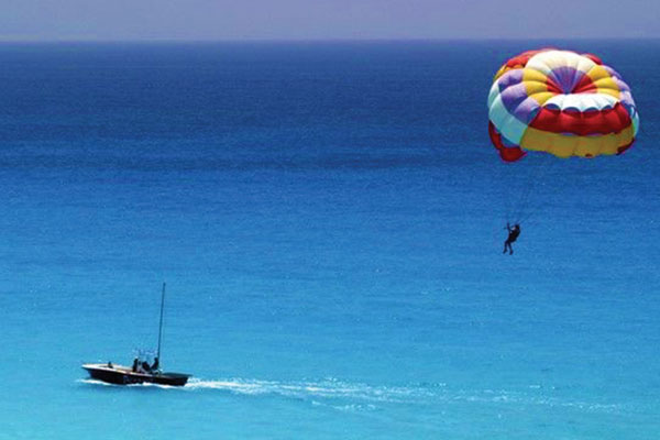 #6 of Top 11 Water Sports in the Andaman Islands: Parasailing