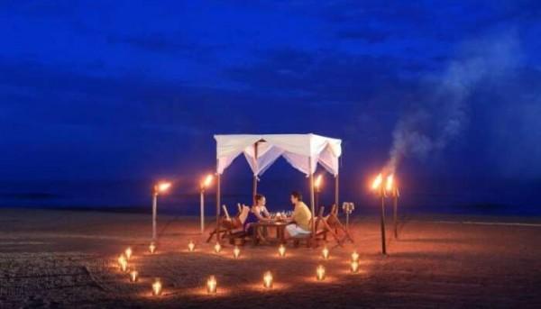Nightlife at Andaman Island