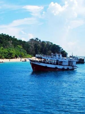 Mayabunder Island
