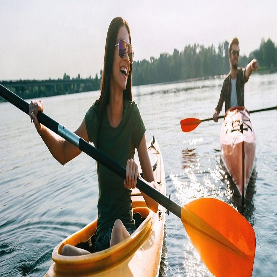 Kayaking in Havelock Island
