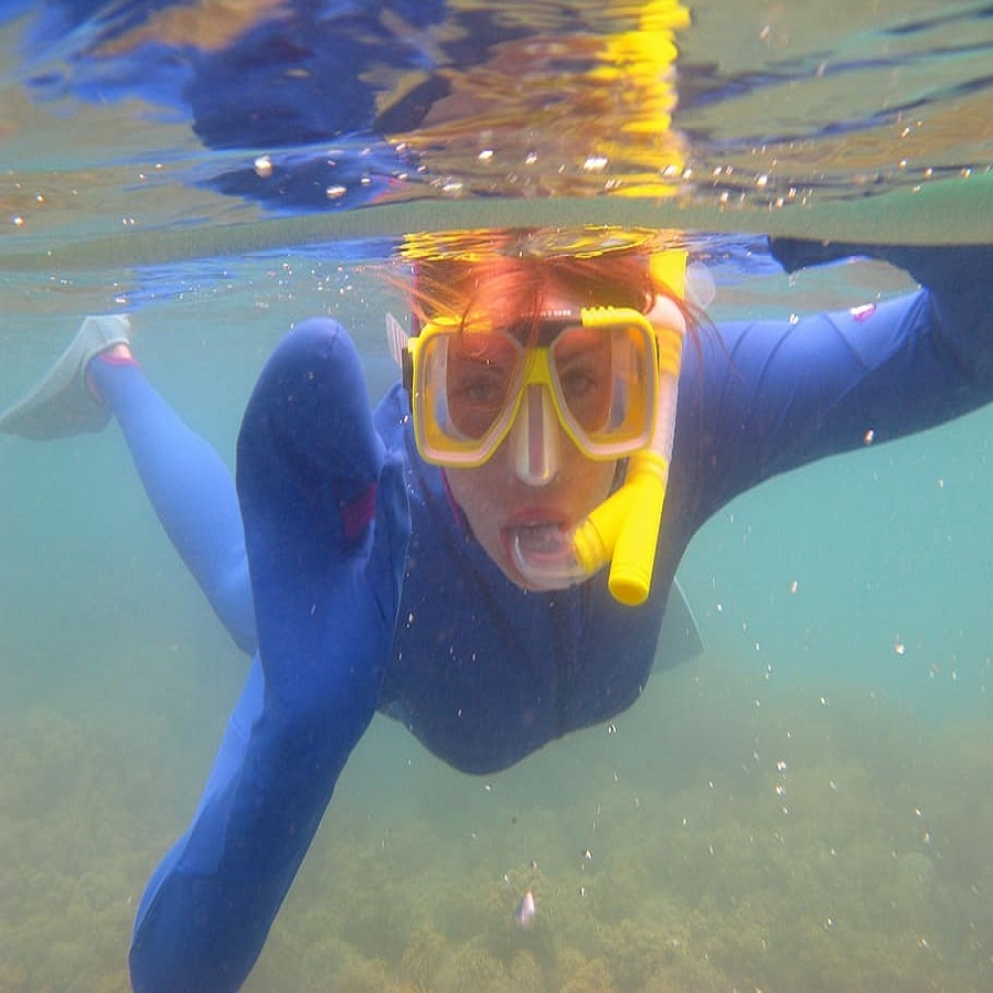 Snorkeling in Havelock Island