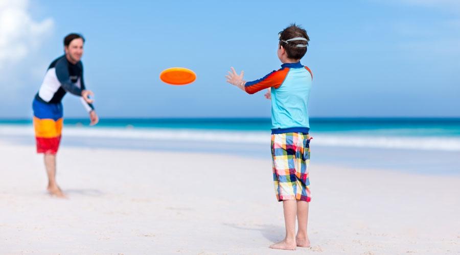 Beach Fun in Andaman