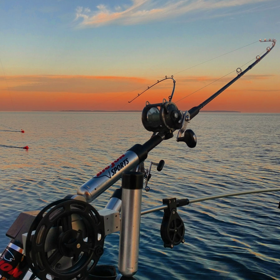 Game Fishing in Havelock Island
