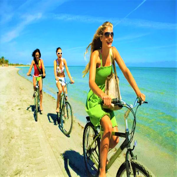 Cycling Adventure at Havelock Island